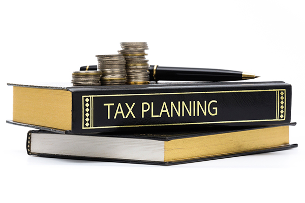 Don't Get Caught with Your Pants Down: The Importance of Tax Planning