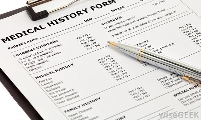 medical-history-form-estate-planning
